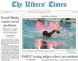 66b371409b93 The Riders  Times 2nd Edition Hot Off the Press! - News and ...